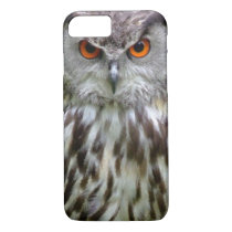Owl Face iPhone 7 Case