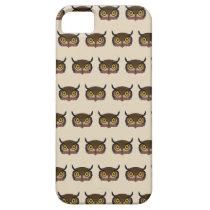 Owl Face iPhone SE/5/5s Case