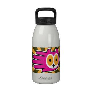 Owl Face Drinking Bottle