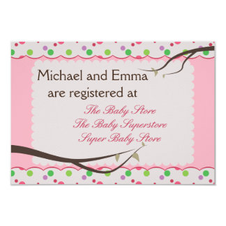 baby shower registry invitations announcements zazzle