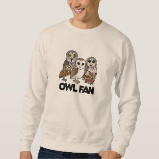 Owl Fan Sweatshirt
