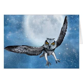 owl fantasy card