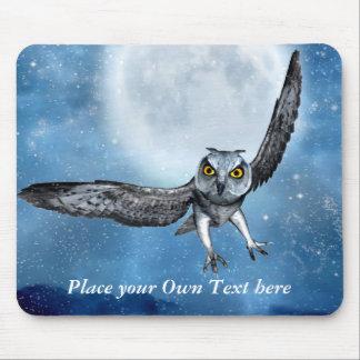 owl Fantasy Mousepad