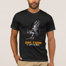 Owl Farm T-Shirt