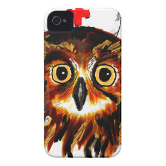 Owl first assistance iPhone 4 case