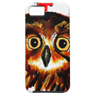 Owl first assistance iPhone SE/5/5s case