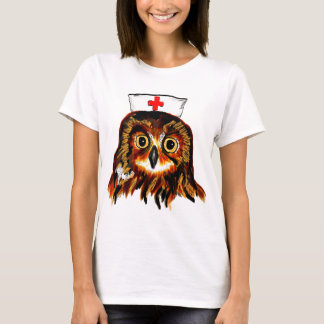 Owl first assistance T-Shirt