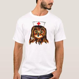 Owl first assistance T-Shirt
