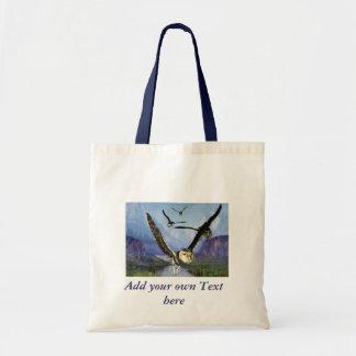 Owl Flight Bag