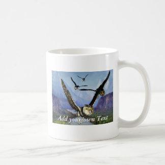 Owl Flight Mug