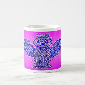 Owl Flying Coffee Mug