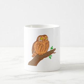 Owl fogy sawing fogy Saw whet owl Mugs
