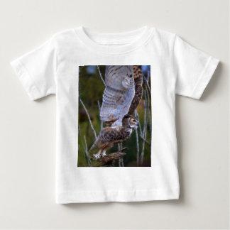 Owl Fractal Infant T-shirt