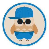 Owl Friend Invitation