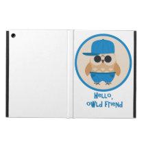 Owl Friend iPad/Tablet Case