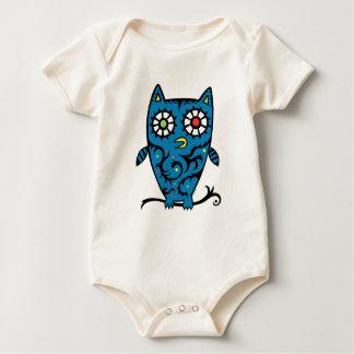 Owl Fun Baby Bodysuits