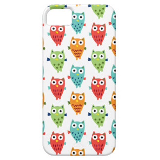 Owl Fun iPhone SE/5/5s Case