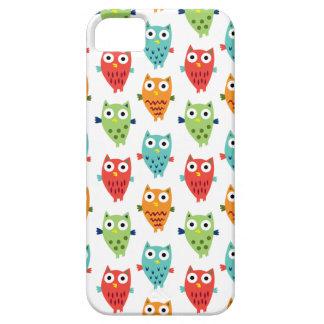 Owl Fun iPhone SE/5/5s Case