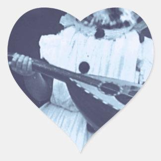 Owl Gal Heart Sticker