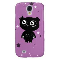 Owl Galaxy S4 Case