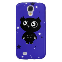 Owl Galaxy S4 Cover