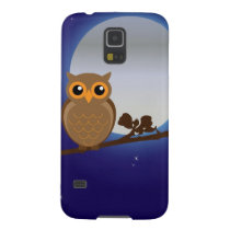 Owl Galaxy S5 Cover
