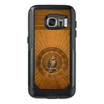 Owl - Get Wisdom. OtterBox Samsung Galaxy S7 Case