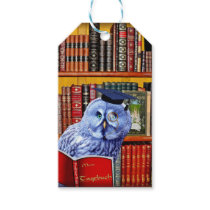 owl gift tags