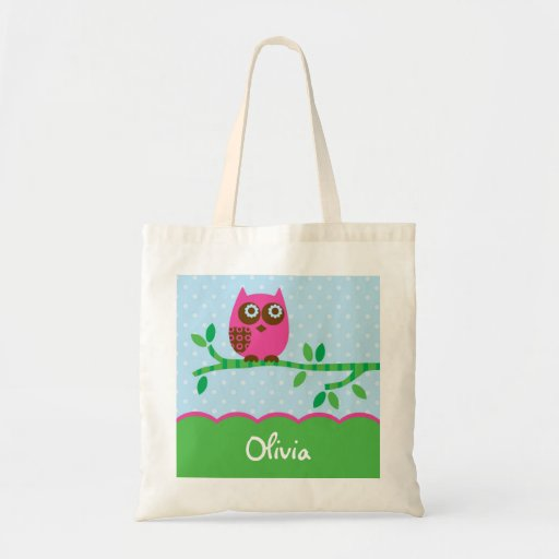 Owl Girl Bag