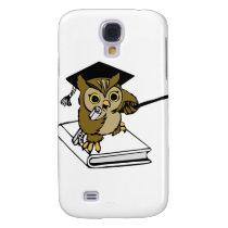 OWL GRAD SAMSUNG S4 CASE