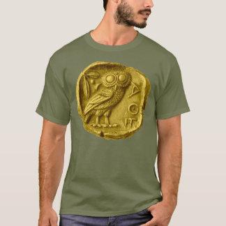 Owl Greek T-Shirt