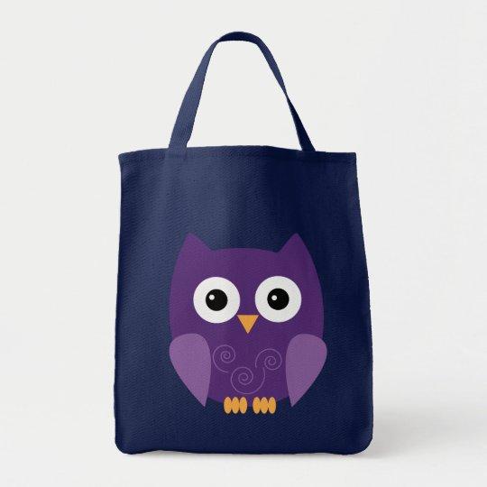 Owl Halloween Bag