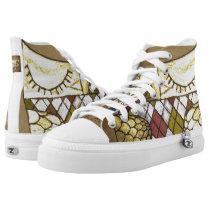 owl High-Top sneakers
