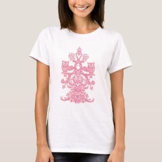Owl hollow -  Pink T-Shirt
