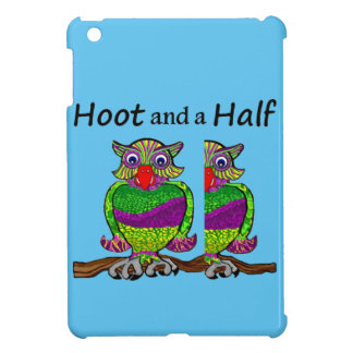 Owl Hoot and a Half Case For The iPad Mini