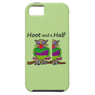Owl Hoot and a Half iPhone SE/5/5s Case