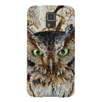 Owl Hoot Eyes Animal Bird Case For Galaxy S5