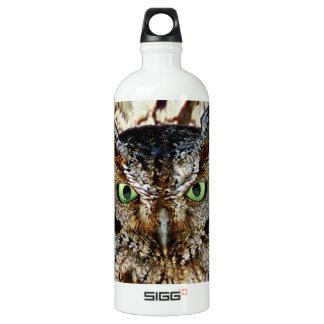 Owl Hoot Eyes Animal Bird SIGG Traveler 1.0L Water Bottle