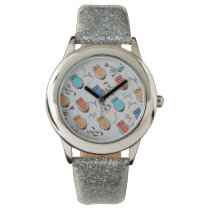 Owl Hoot Wristwatch