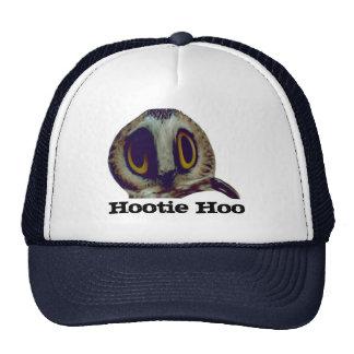 Owl - Hootie Hoo Baseball Cap/Hat