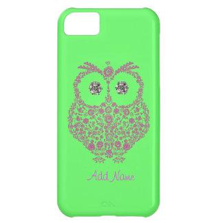 OWL I Phone 5 Case  BLING