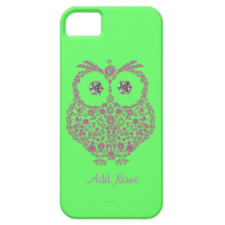OWL I Phone 5 Case  BLING iPhone 5 Cases