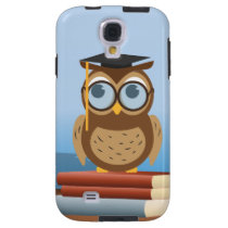 Owl illustration galaxy s4 case