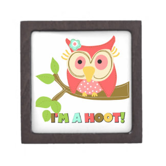 Owl I'm a Hoot Premium Gift Box