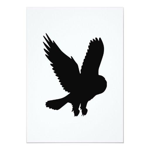 Owl in Flight Announcements