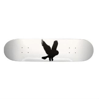 Owl in Flight Skateboard
