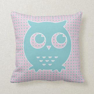 White Owl Pillows - Decorative & Throw Pillows Zazzle
