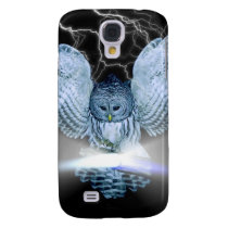 OWL in the DARK Samsung S4 Case