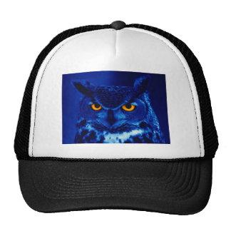 Owl In The Night Trucker Hat