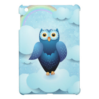Owl in the sky cover for the iPad mini